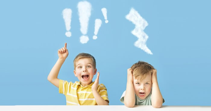 Komunikačné typy detí